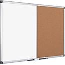 Kombitafel MAYA Kork/Whiteboard, magnetisch, 600 x 450 mm