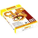 Kopieerpapier Schäfer Shop CLIP OutPut, A4, 80 g/m², zuiver wit, 1 pak = 500 vellen