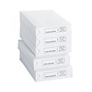 Kopieerpapier SCHÄFER SHOP Standard, A4-formaat, 80 g/m², wit, 1 doos = 5 x 500 vellen