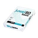 Kopierpapier juwel 80 basic, DIN A4, 80 g/m², weiß