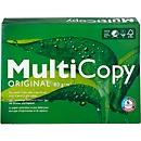 Kopierpapier MultiCopy, DIN A4, 80 g/m², hochweiß, 1 Paket = 500 Blatt