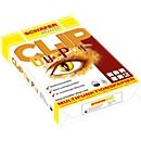 Kopierpapier Schäfer Shop CLIP OutPut, DIN A4, 80 g/m², reinweiß, 1 Paket = 500 Blatt