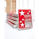 Kopierpapier White Premium Line, DIN A4, 80 g/m², hochweiß, 1 Palette = 100 x 500 Blatt