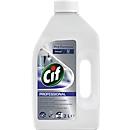 Küchen-Entkalker Cif Professional, schnell wirksam, parfümfrei, ohne Farbstoffe, 2 l