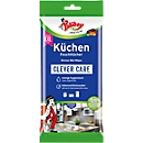 Küchen-Feuchttücher POLIBOY, teilbares XXL-Format, streifenfrei, lebensmittelsauber, 24 Stück