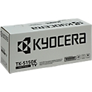 KYOCERA TK-5150K Toner, schwarz, original