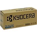 Kyocera Toner TK-5270C, cyan, 6000 Seiten, original
