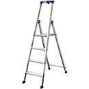 Ladder Solido, 4 treden