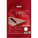 Landré Briefblock Office DIN A4 kariert, 50 Blatt, 10 Stück