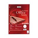 Landré briefblok Office, zonder kantlijn, geruit, 100 vellen, 5 stuks