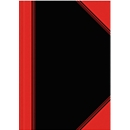 Landré Notizbuch China-Kladde, DIN A5 kariert, 96 Blatt, 6 Stück