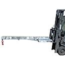 Lastarm voor heftruck, 2400-1,0, gegalvaniseerd