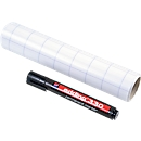 Legamaster Magic-Chart Notes Flipchart, 7-159000-A4, 200 x 300 mm, 25 Stück