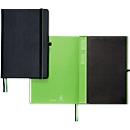 LEITZ® Complete notitieboekje 447100 A4 geruit, zwart