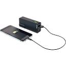 Leitz Complete USB Reise-Netzteil mit Powerbank, mit USB-Ausgang