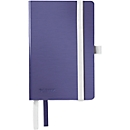 LEITZ notitieboekje Style 4488, A5, geruit, softcover, titaniumblauw