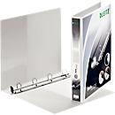 LEITZ® Ringbuch SoftClick, A4, SoftClick Mechanik, Rückenbreite 42 mm, weiß