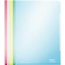LEITZ® Sichthülle Premium 4153, glatt, 100 Stück, farblich sortiert