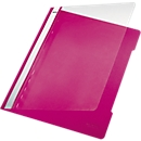 LEITZ® Snelhechtmappen 4191, PVC, 25 stuks, fuschia