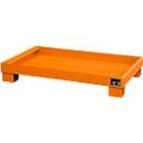 Lekbak AW60-3 oranje RAL2000