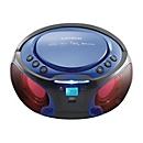 Lenco SCD-550 - Ghettoblaster - CD, USB-Host, Bluetooth