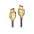 Lindy Gold Line HDMI mit Ethernetkabel - 1 m