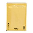 Luftpolstertasche, goldgelb, 50 St., 350x470 mm/370x480 mm