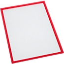 Magnetrahmen, für DIN A4-Formate, 10 Stück, rot