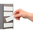 Magnetschilder, für die Karten-Boards Eichner Serie 9219, 25 Stück