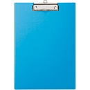 MAUL klembord, A4, karton/polypropeen, met ophangoog, lichtblauw