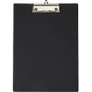 MAUL klembord, A4, kunststof, met transparant pocket, zwart