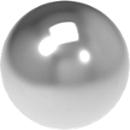 MAUL Neodym-Magnet Kugel ø 10mm, 4 Stück