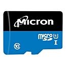 Micron Industrial - Flash-Speicherkarte - 64 GB - microSDXC UHS-I