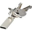 Mini-USB-Stick Zinky, USB 2.0 Port, 4 GB, Werbeanbringung möglich