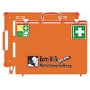 Mobiler Erste-Hilfe-Koffer, Bereich Metallverarbeitung