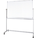 Mobiles Whiteboard MAULstandard, kunststoffbeschichtet, 1000 x 1500 mm