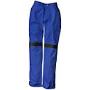 Montana broek met tailleband Image, blauw/zwart, m. 44
