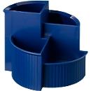Multiköcher Linear, blau