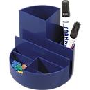 Multipurpose pennenbakje, blauw
