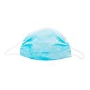 Mund-Nase-Bedeckung, 3-lagig, verstellbarer Nasenbügel, 50 Stück