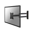 NewStar TV/Monitor Wall Mount (Full Motion) FPMA-W830BLACK - Wandhalterung (einstellbarer Arm)