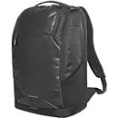 """Notebook-Rucksack """"HASHTAG"""", gepolstert, Polyester, schwarz, B 330 x T 185 x H 480 mm, inkl. einfarbige Werbeanbringung"""