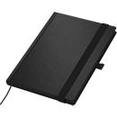 Notizbuch Black Book Tivoli, schwarz, A5