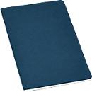 Notizbuch inklusive einfarbigem Druck, blau