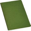 Notizbuch inklusive einfarbigem Druck, grün