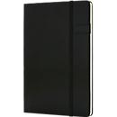 Notizbuch, mit 4GB USB-Speicher, A5, schwarz