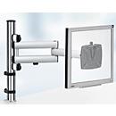 Novus monitor-zwenkarm TSS Basic, klem van 14 tot 40 mm, 2-delige draagarm