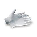 Nylon-Feinstrick-Handschuh 3700 weiss Gr. 11