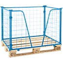 Opzetframe voor pallets type 63, 1200 x 800 x 800