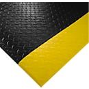 Orthomat® Arbeitsplatzmatte Diamond, Safety, lfm. x B 1200 mm